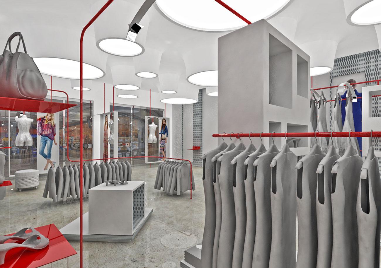 Camomilla Store (concorso)