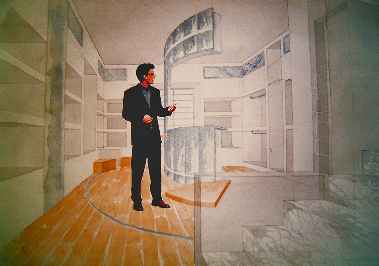 Papiri Showroom